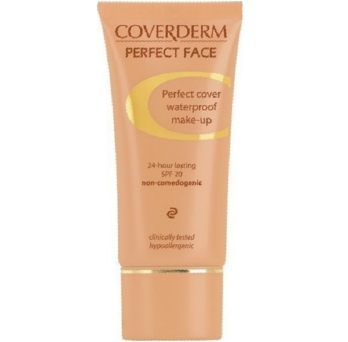 COVERDERM PERFECT FACE SPF 20. Number 8