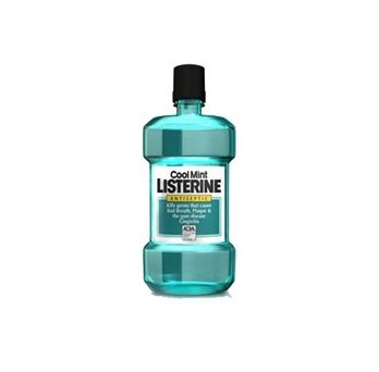 LISTERINE SOLUTION COOLMINT