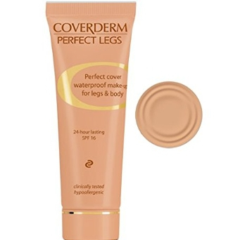 COVERDERM PERFECT LEGS SPF16 Number 2