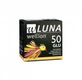 WELLION GLUCOSE STRIPS