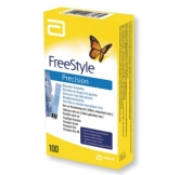 FREESTYLE PRECISION GLUCOSE STRIPS